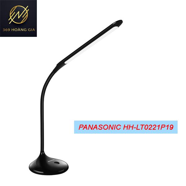 Đèn bàn led Panasonic HH-LT0221P19 màu đen