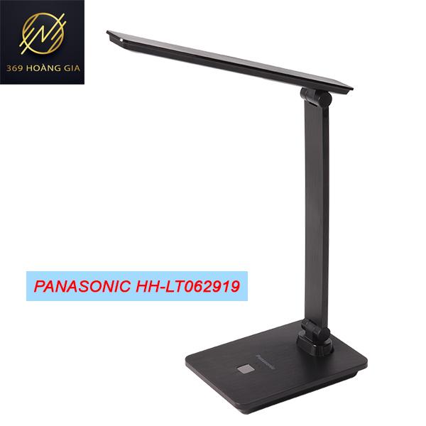 Đèn bàn led Panasonic HH-LT062919 màu đen