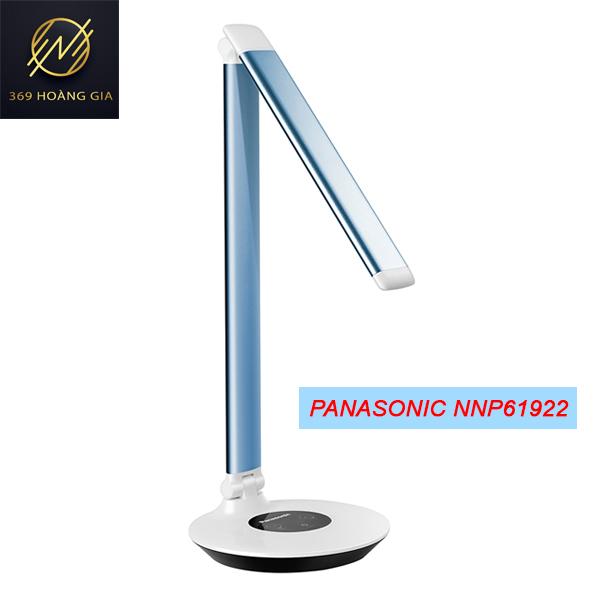 Đèn bàn led Panasonic NNP61922 màu xanh