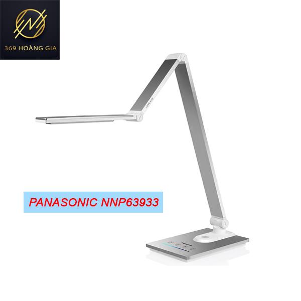 Đèn bàn led Panasonic NNP63933 màu bạc