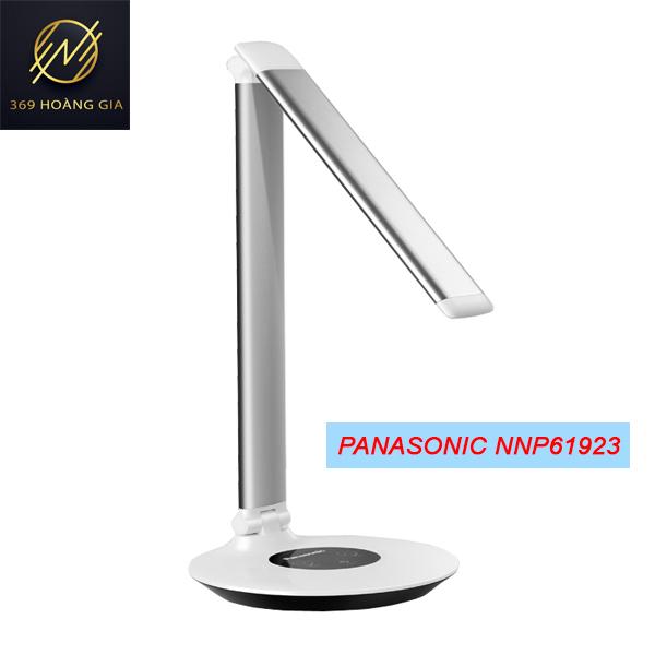 Đèn bàn led Panasonic NNP61923 màu bạc