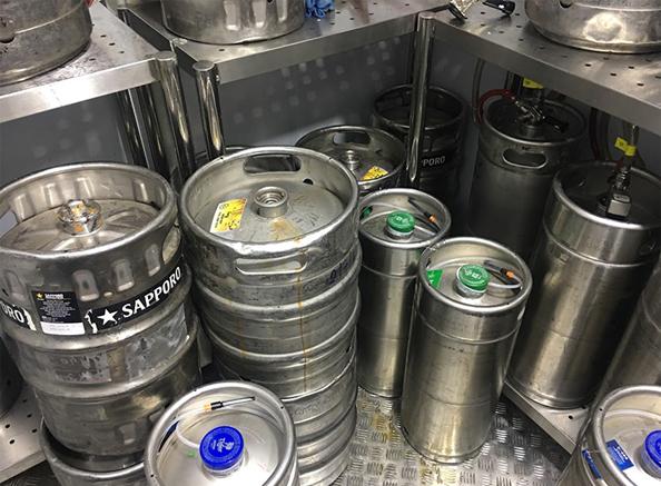 kho lạnh bảo quản bia hơi 1