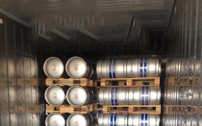 kho lạnh bảo quản bia hơi 2