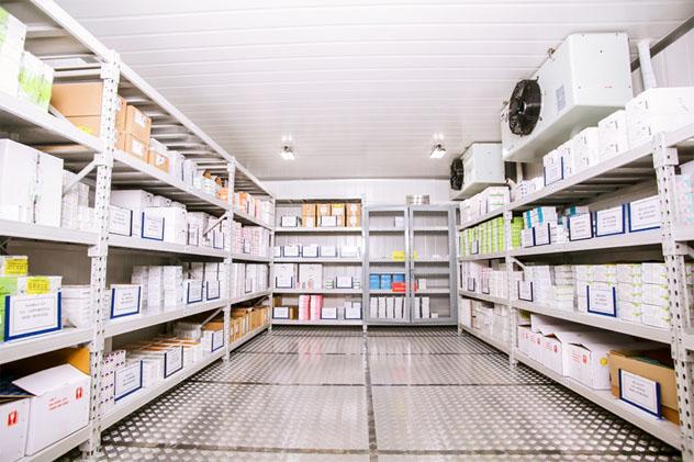 kho lạnh bảo quản thuốc dược phẩm 3